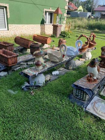 Figury betonowe - produkcja na zamówienie