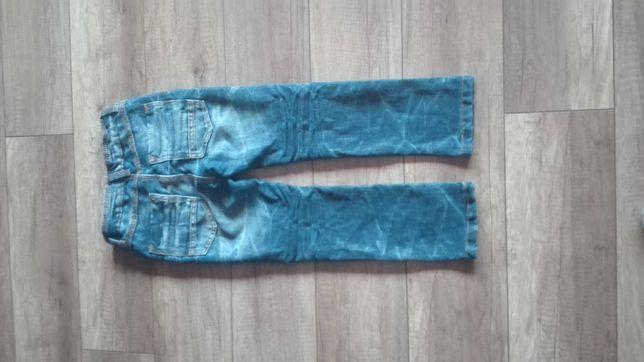 Chłopięce spodnie dżinsy