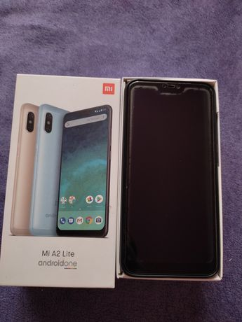 Xiaomi Mi A2 Lite 4/32 + чехол + стекло