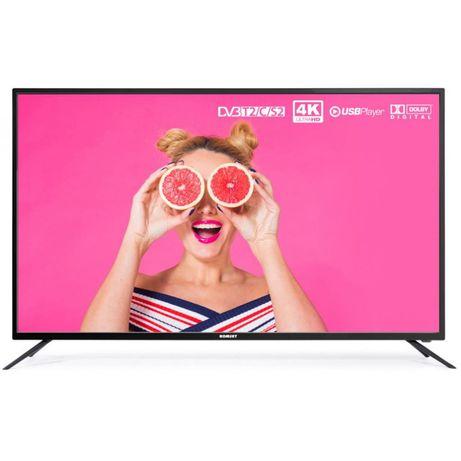 "Телевизор 50"" Romsat 3840x2160 VA, SmartTV, гарантия 1 год"