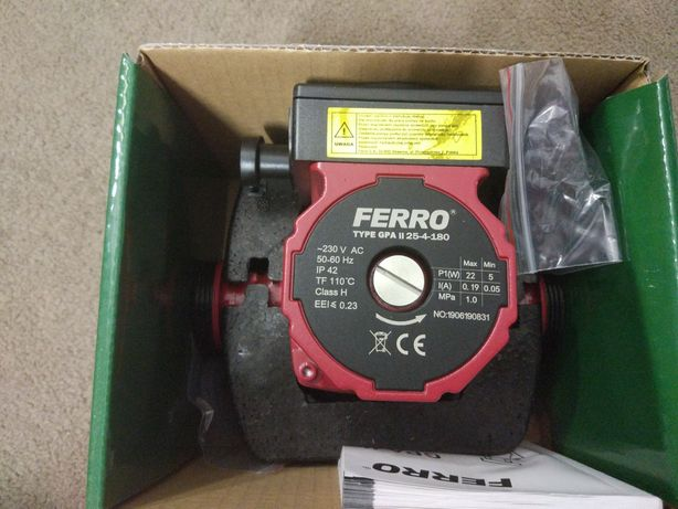 Pompa cyrkulacyjna Ferro