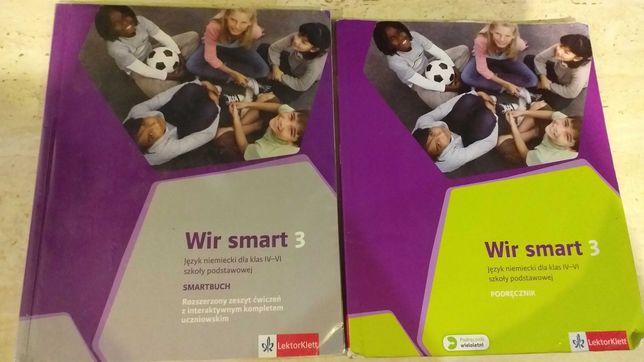 Podręcznik do j.niemieckiego Wir smart 3