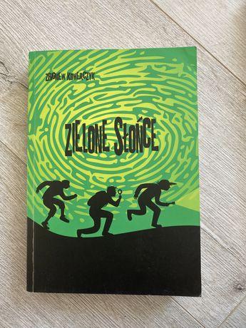 Książka Zielone Słońce