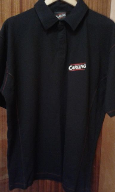 Футболка поло Carling XL