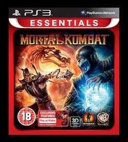Mortal Kombat Essentials /PS3/