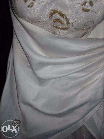 suknia ślubna Morgan & co.