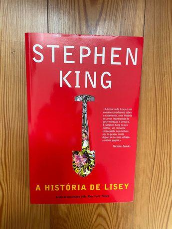 A História de Lisey de Stephen King