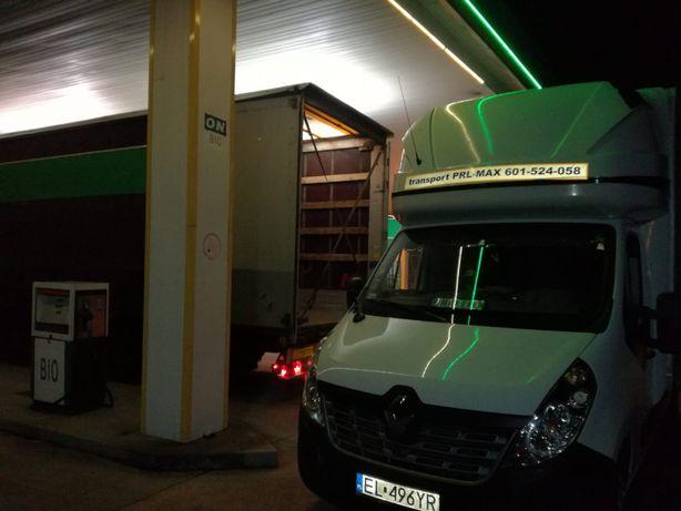 transport bus plandeka blaszka autolaweta kraj i za granicą