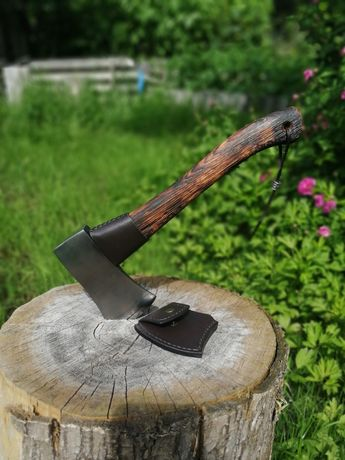 Шведский походный топор ручной работы