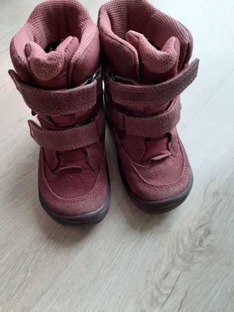 Buty na zimę, śniegowce Ecco