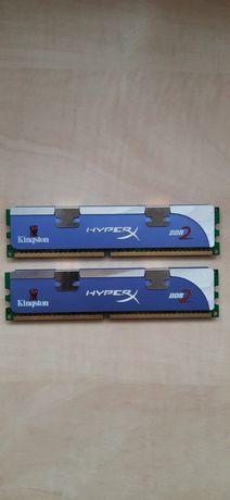 Kingston Hyperx ddr2 2x1gb (2gb) 800MHz