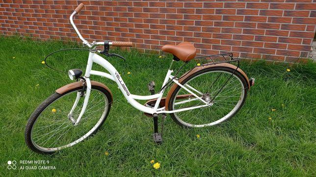 Rower miejski damka 28