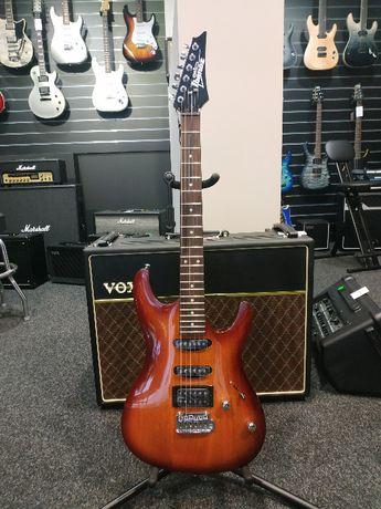 Ibanez GSA60 BS - gitara elektryczna, nowa, gwarancja 24 mies.