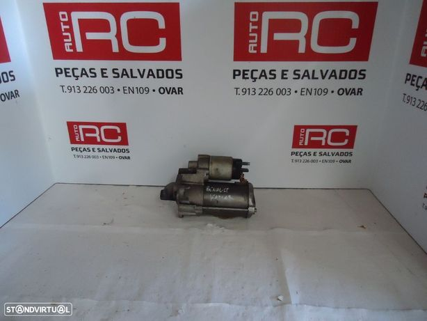 Motor de Arranque Renault Kadjar
