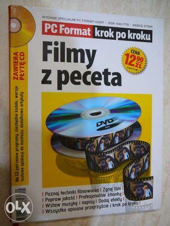 Książka Filmy z Peceta z 2007 roku