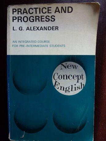 Practice and progress L.G. Alexander pre-intermediate students