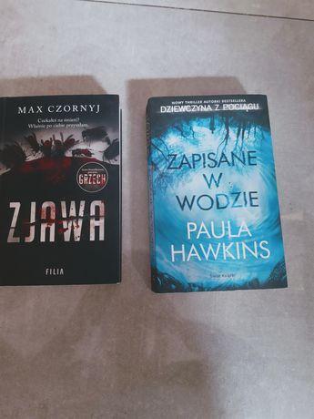 Książki thrillery