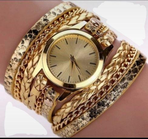 Zegarek, bransoletka
