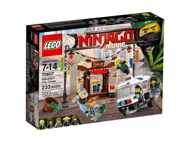 Zestaw Lego Ninjago 70607