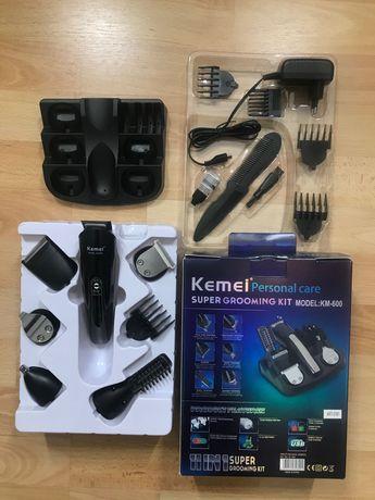 Машинка триммер для стрижки волос Kemei