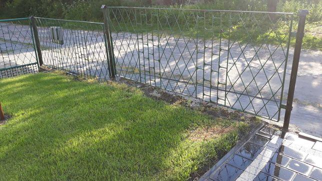 Przęsla na płot ogrodzenie