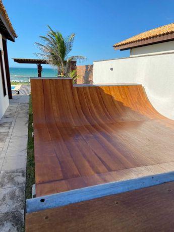 Green ramps Eng. Pro skate