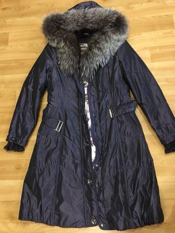 Женский Пуховик пальто 2в1,зимний пуховик
