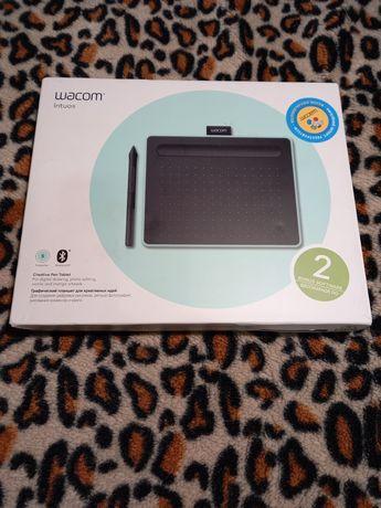 Графический планшет Wacom intuos S Bluetooth  Pistachio