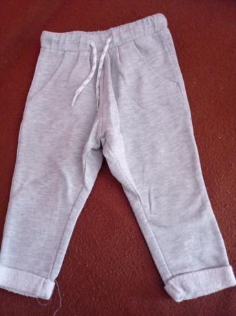 3 pary spodni dresowych