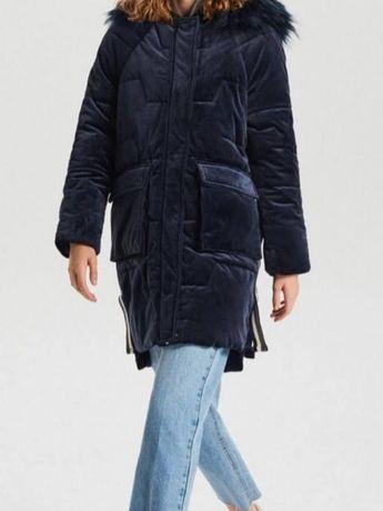 Зимняя вельветовая куртка Cropp Town