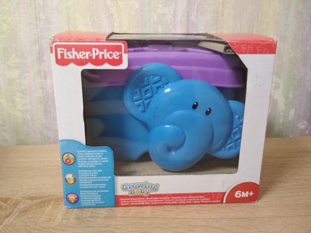 Сортер Fisher-Price Голубой слоник