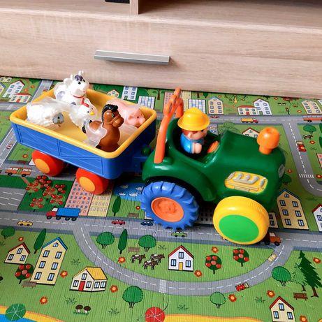 Игровой набор - Трактор фермера Kiddieland