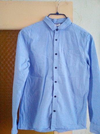 Рубашки на подростка 250р.
