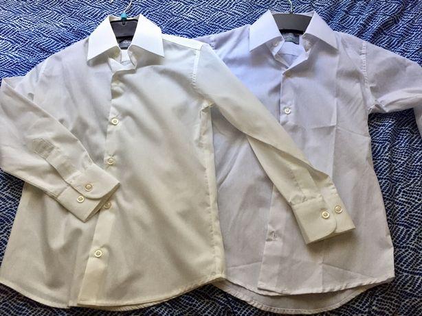 Para gémeos: 2 camisas novas para menino - 5/6 anos