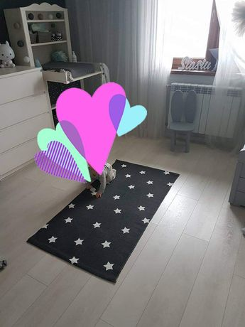Dywan dywanik gwiazdki
