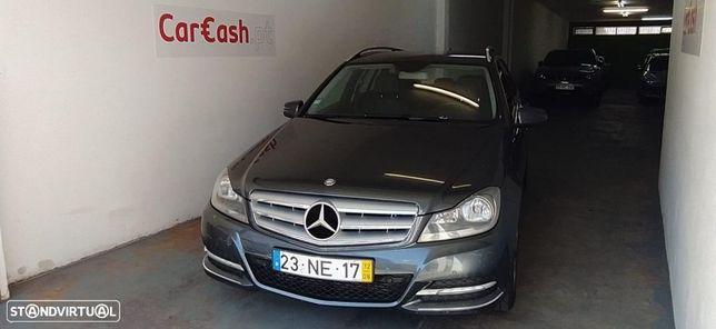 Mercedes-Benz C 220 CDi Avantgarde BlueEfficiency Aut.