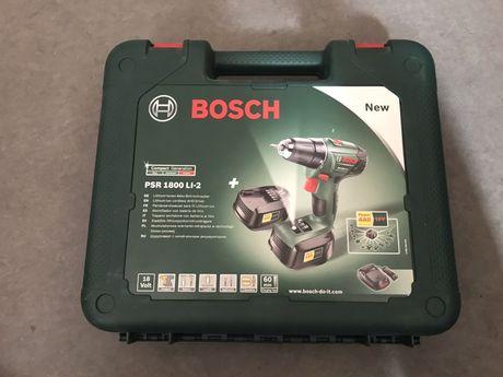 OBI wkrętarka 18 V aku Bosch obnizka z 569 na 398
