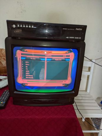 Televisão + Aparelho TDT