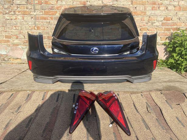 Ляда в Сборе Бампер Фонарь Lexus RX 2016-2021 фонари лексус рх