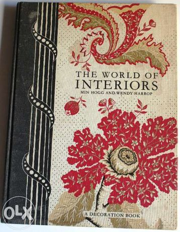 The World of Interiors - Min Hogg, Wendy Harrop - 1988