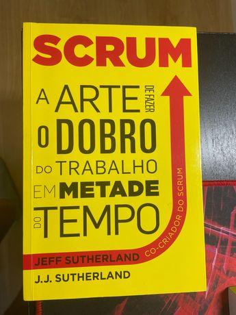 Scrum - A Arte de Fazer o Dobro do Trabalho em Metade do Tempo