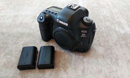 Canon EOS 5D Mark IV Body Канон 5д Марк 4