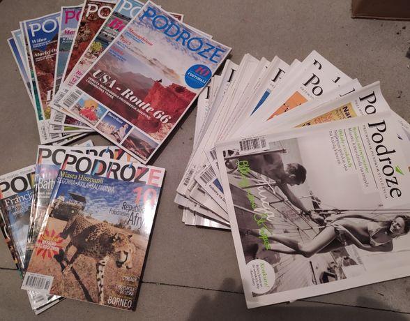 Magazyn Podróże - 31 wydań magazynu