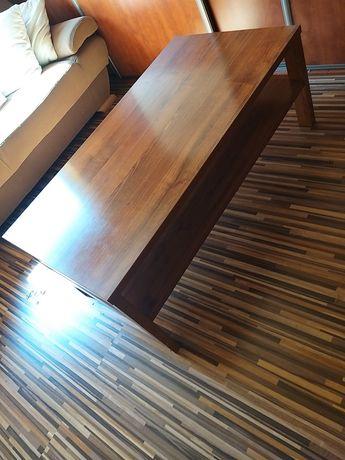 Ława z półką- stolik okolicznościowy