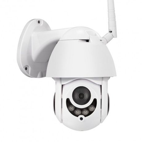 СМАРТ ПОВОРОТНАЯ УЛИЧНАЯ IP WiFi камера camera kerui FullHd 1080 IP66