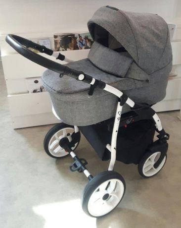 Wózek 3w1 BabyMerc Q9 + Maxi Cosi --> Sklep BabyBum