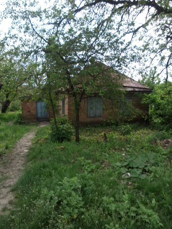 Продам участок земли с домом (собственник)