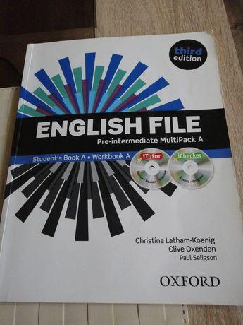 Książka do j. Ang English Life MultiPack A