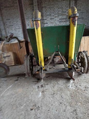 Sprzedam maszyny do uprawy ziemniaków