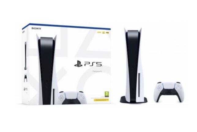 Playstation 5 Standard Nova (Factura e Garantia)